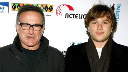 Zak Williams, Robin Williams