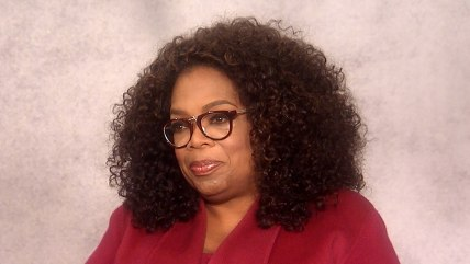 """Selma"" star and producer Oprah Winfrey."