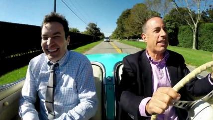 Comedians Cars Fallon