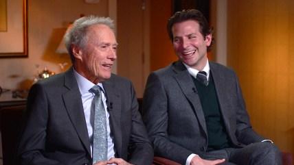 Clint Eastwood, Bradley Cooper