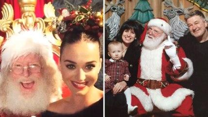 Katy Perry, The Baldwins, Santa