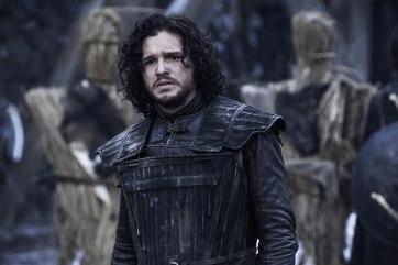 """Kit Harington on """"Game of Thrones,"""" season four."""