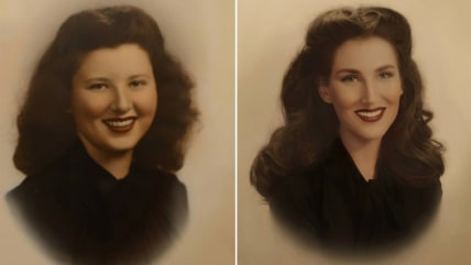 Image: Christine McConnell recreates photos of the women who came before her.