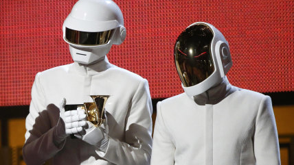 IMAGE: Daft Punk