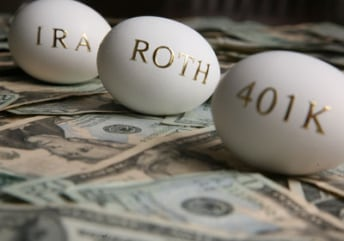 Compare traditional Roth IRAs when building your nest egg