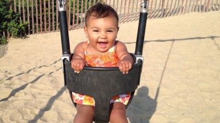Quinn Monroe, born Oct. 27, 2013.