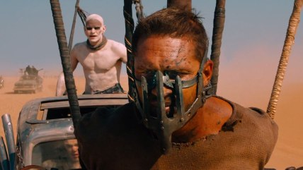 "Image: Tom Hardy in ""Mad Max: Fury Road"""