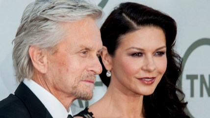 IMAGE: Douglas, Zeta-Jones