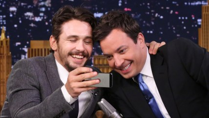 Image: James Franco, Jimmy Fallon