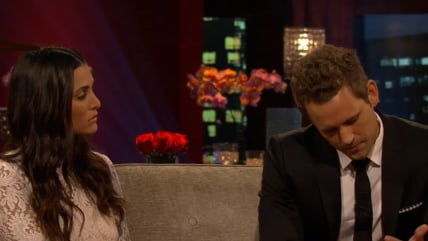 Image: Andi Dorfman and Nick Viall