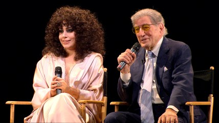 Image: Lady Gaga and Tony Bennett