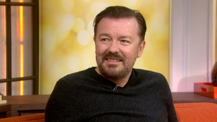 Image: Ricky Gervais