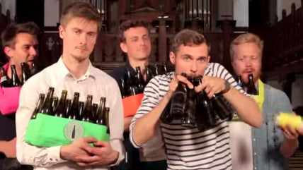 Image: Bottle Boys