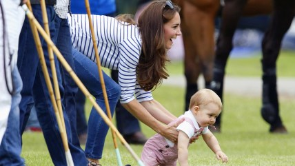 CIRENCESTER, UNITED KINGDOM - JUNE 15: (EMBARGOED FOR PUBLICATION IN UK NEWSPAPERS UNTIL 48 HOURS AFTER CREATE DATE AND TIME) Catherine, Duchess of Ca...