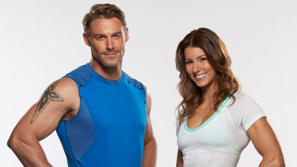 Image: Jessie Pavelka and Jennifer Widerstrom.