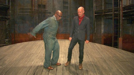Al Roker and Sting
