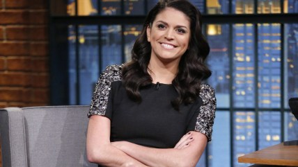 Image: Comedian Cecily Strong