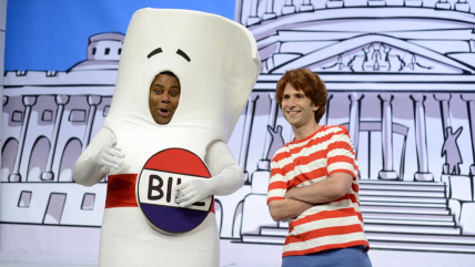 Image: Kenan Thompson and Kyle Mooney.