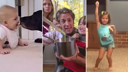 Image: Family friendly viral videos