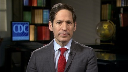 "Centers for Disease Control director Dr. Tom Frieden told TODAY that a ""handful"" of people are currently being monitored after potentially coming in contact with an unidentified patient diagnosed with Ebola in Texas."