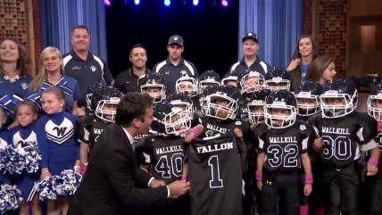 Jimmy Fallon and the Mighty Mites