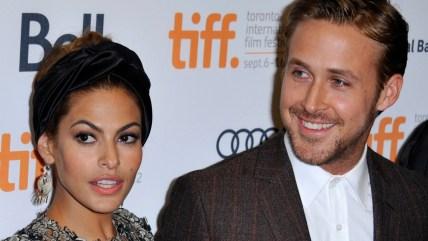 IMAGE: Gosling, Mendes