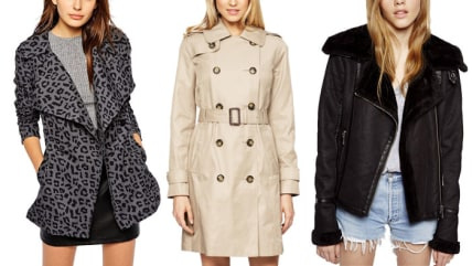 affordable coats