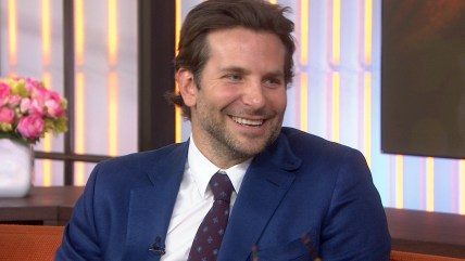 "Bradley Cooper discusses ""The Elephant Man"" opening on Broadway in November."