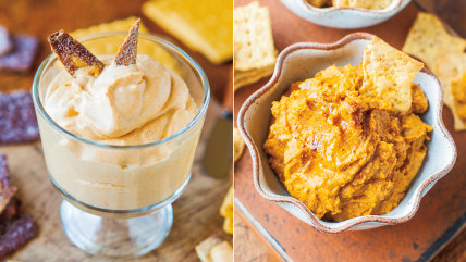 Pumpkin Pie Dips from Cooking with Pumpkin