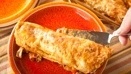 Make-Ahead Chicken Enchiladas