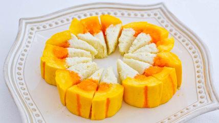 Image: Candy corn squash