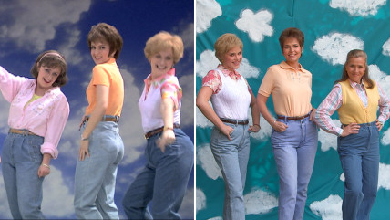 Image: Mom Jeans