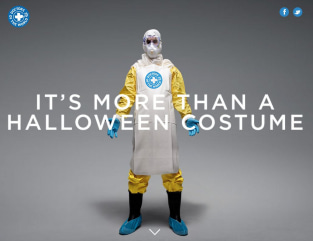 More than a costume campaign
