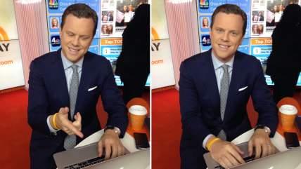 Willie Geist answers questions in a live Facebook chat.