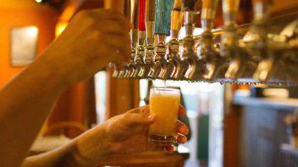 Kona Brewing Company taproom