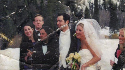 IMAGE: Found wedding photo