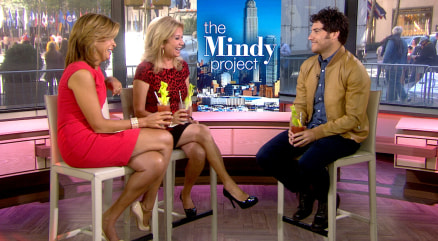 Image: Adam Pally on TODAY