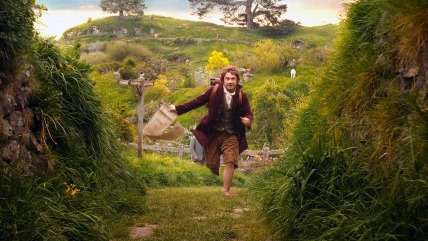THE HOBBIT: AN UNEXPECTED JOURNEY, Martin Freeman, 2012. ©Warner Bros. Pictures/Courtesy Everett Collection