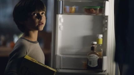 Cheerios third-shift ad