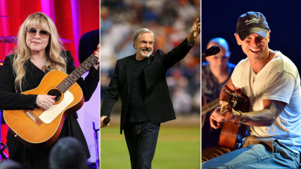 Fleetwood Mac, Neil Diamond and Kenny Chesney