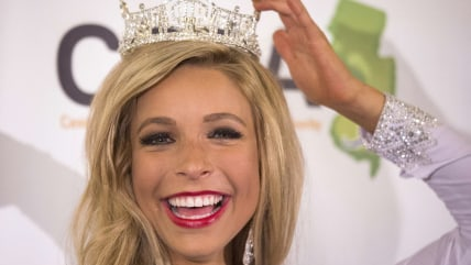 Kira Kazantsev, who was crowned as the winner of the 2015 Miss America Competition in Atlantic City, New Jersey on Sept. 15, was barred from her sorority in 2013 for excessive hazing, according to a report.