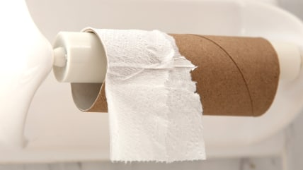 Squatting isn't for everyone, an expert says. (Now, go refill that roll of toilet paper!)