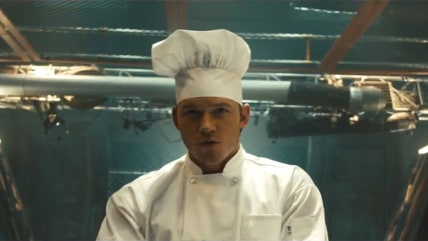 "Chris Pratt pokes fun at Marvel Comics in a clip from the 40th season premiere of ""Saturday Night Live."""