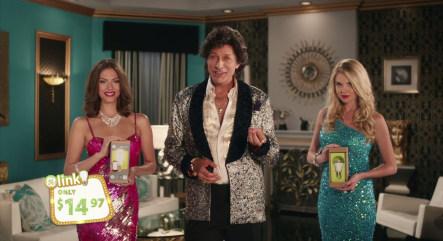 Jeff Goldblum in GE ad