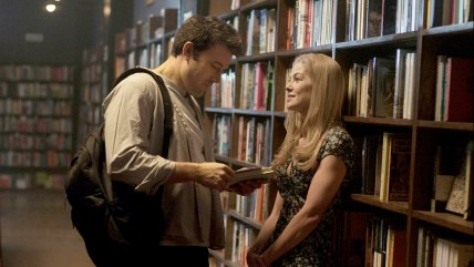 "Image: A scene from ""Gone Girl"""