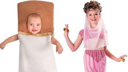 Bad costumes