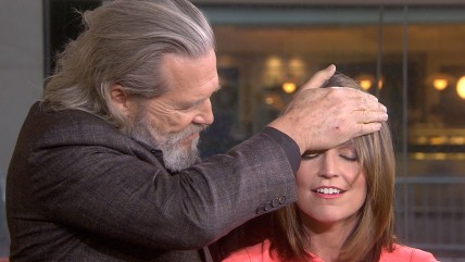 Jeff Bridges, Savannah Guthrie
