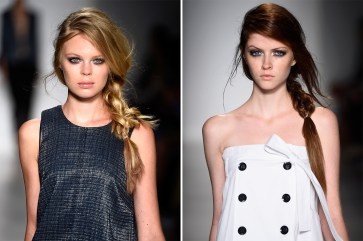 Marissa Webb fashion show
