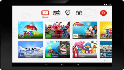 YouTube is rolling out an app for kids.
