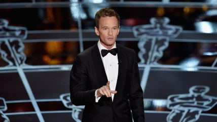 HOLLYWOOD, CA - FEBRUARY 22:  Host Neil Patrick Harris speaks onstage during the 87th Annual Academy Awards at Dolby Theatre on February 22, 2015 in H...